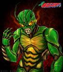 Kamen rider Shin by donni020