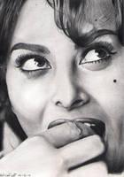 Sophia Loren by nguyencongdanh