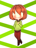 Hi, I am Chara by MKirina