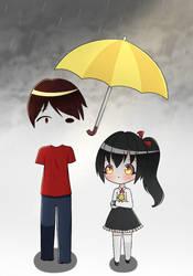Rainny day by MKirina