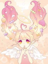 Candy Rain by saaki-pyrop