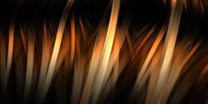 the grass fire by piethein21