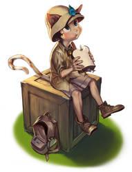 Catboy by Jandruff