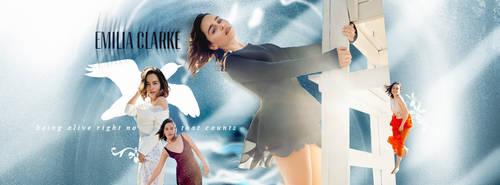 Emilia Clarke by IremAkbas