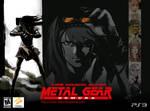 Metal Gear Homura by marrten