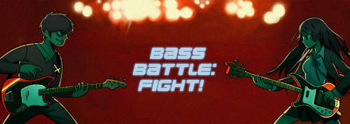 Bass Battle by marrten