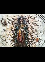 Puny God by JamesBousema