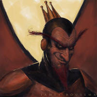 The Monarch by JamesBousema