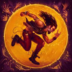 Headbanger's Revery by JamesBousema