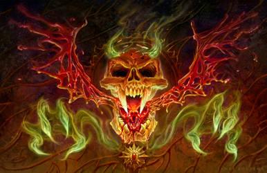 Spectre Vampyr by JamesBousema