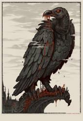 Goregoyle: The Vulture by JamesBousema