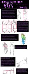 Tutorial basico sobre pies by R-ra