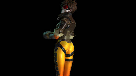 Tracer in Distress by TheBlenderTaper
