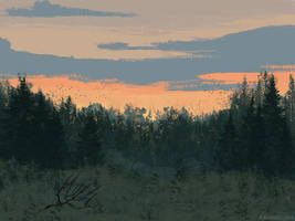 Sunset 2 by Forheksed