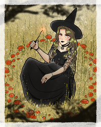 Witch by Forheksed