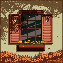 Window by Forheksed