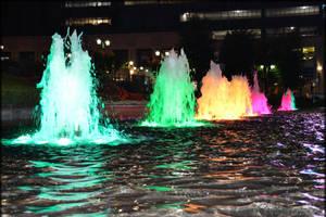 Water Color II by Tramira