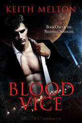 Cover art: Blood Vice by annecain