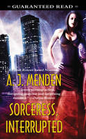 Cover: Sorceress, Interrupted by annecain