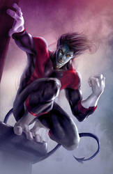 X-men: Nightcrawler 3 by annecain