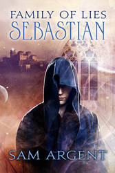 Cover art: Family of Lies - Sebastian by annecain