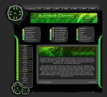 Design for a Clansite v2 by tobimo