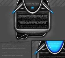 Chrom Portfolio III by tobimo
