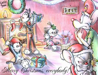 Merry Christmas 2006 by Garlar