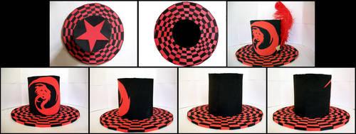 hat: Pro-mole by gryphonsshadow