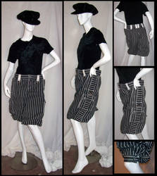 Striped Plus Fours by gryphonsshadow