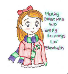 Happy Holidays from Me by DimiraGurl