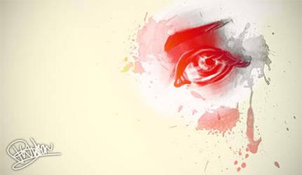 Colourful Eye by ienjoisushi