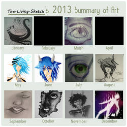 2013 overview by The-Living-Sketch