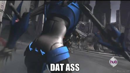 Dat Ass by Blurr19
