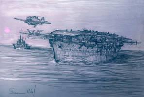 Last Battle by hylajaponica