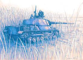 Ambush by hylajaponica