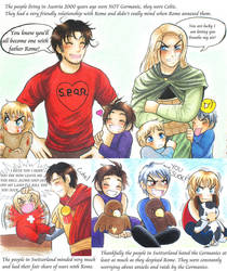 APH: Dysfunctional Family by Cadaska