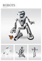 ROBOT's by tsdplus