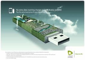 Etisalat   Data roaming by tsdplus