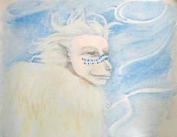 Frost Thurse by Silvergilt