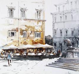 Rome-Trestevere-by-tony-belobrajdic by artiscon
