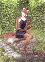 Raina's Valentine by Choedan-Kal