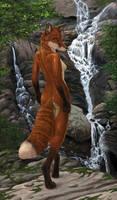 Waterfall Vixen -Rework- by Choedan-Kal