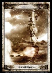 Ace of Swords by jdybowski