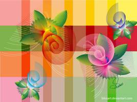 Digital Garden by blissart