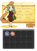 Kahlan ID by BlackCalico