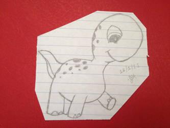 Dino by jgui1302