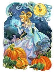 Cinderella by Vasylissa