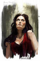 Vanessa Ives by Vasylissa