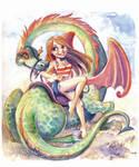 Dragon Drive by Vasylissa